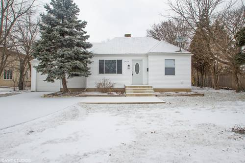 3614 Central, Glenview, IL 60025