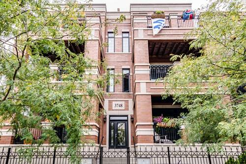 3748 N Damen Unit 3S, Chicago, IL 60618 North Center