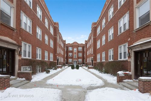 1344 W Estes Unit 3N, Chicago, IL 60626