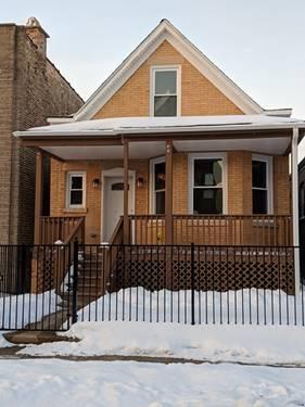 3448 W Evergreen, Chicago, IL 60651