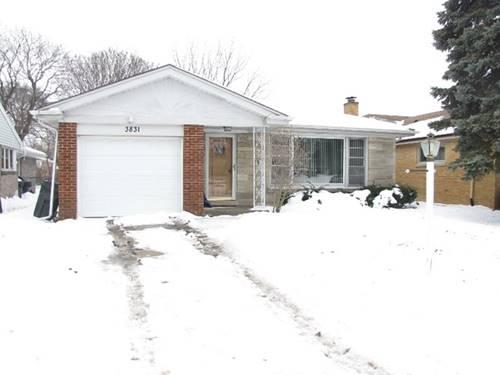 3831 W Sherwin, Lincolnwood, IL 60712