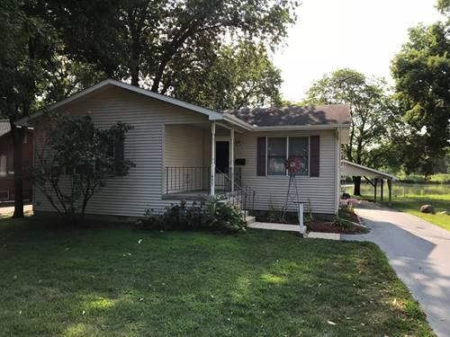 457 N River, Montgomery, IL 60538