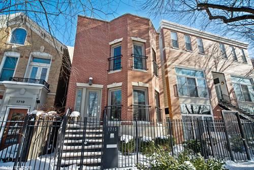 1715 N Hoyne, Chicago, IL 60647 Bucktown