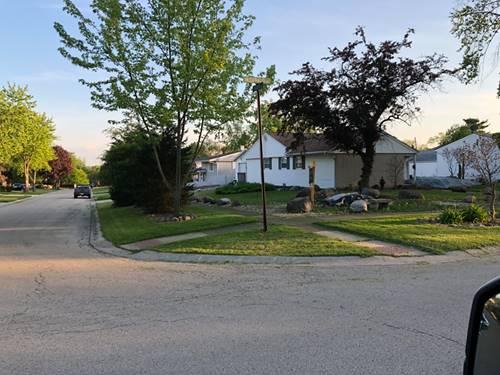 16703 Mcdonald, Lockport, IL 60441