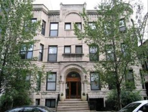 477 W Deming Unit 206, Chicago, IL 60614 Lincoln Park