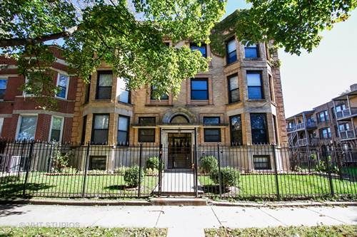 6547 S Ellis Unit 1N, Chicago, IL 60637 Woodlawn