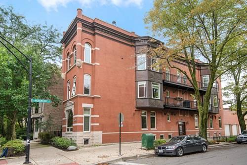 1756 N Mohawk Unit 2W, Chicago, IL 60614 Lincoln Park