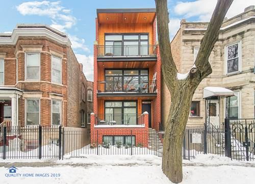 1623 N Washtenaw Unit 2, Chicago, IL 60647