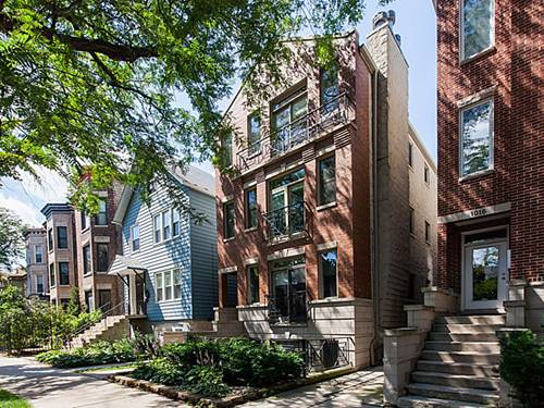 1020 W George Unit 2, Chicago, IL 60657 Lakeview