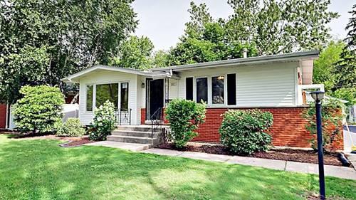 927 W Terrace, Glenwood, IL 60425