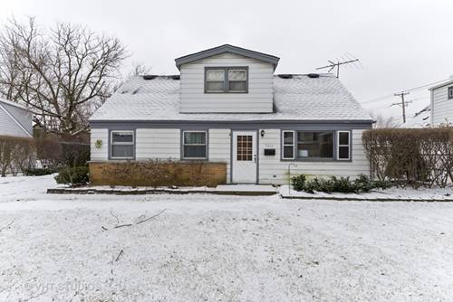 3217 Knollwood, Glenview, IL 60025