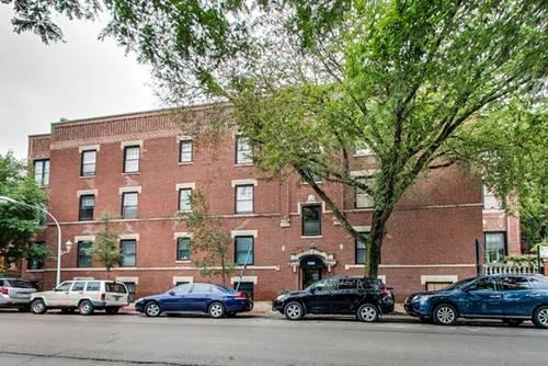 4201 N Clarendon Unit 3S, Chicago, IL 60613 Uptown