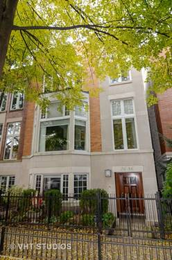 2636 N Greenview, Chicago, IL 60614 West Lincoln Park