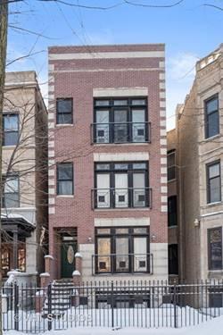 2851 W Shakespeare Unit 3, Chicago, IL 60647 Logan Square