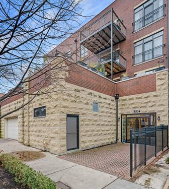 3534 N Hermitage Unit 302, Chicago, IL 60657 Lakeview