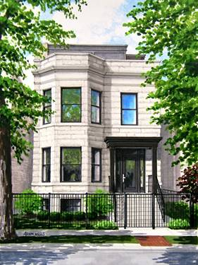 3618 N Magnolia, Chicago, IL 60613 Lakeview