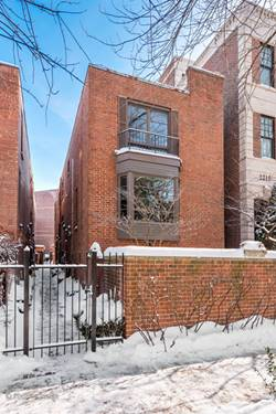 2219 N Orchard Unit B, Chicago, IL 60614 Lincoln Park