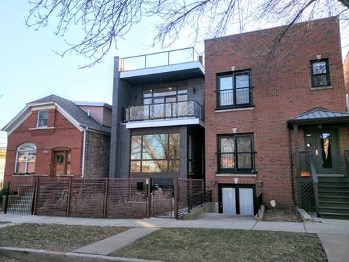 2419 W Huron, Chicago, IL 60612 Smith Park