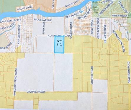 Lot 1 Algonquin River, Fox River Grove, IL 60021