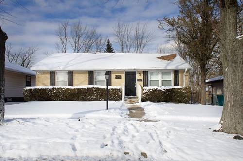 373 W 17th, Chicago Heights, IL 60411