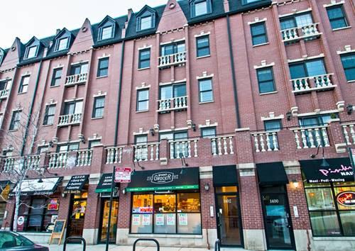 1406 W Grand Unit 2, Chicago, IL 60642 Noble Square