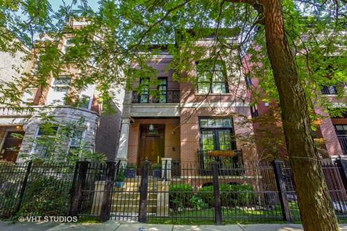 2223 N Bissell, Chicago, IL 60614 West Lincoln Park