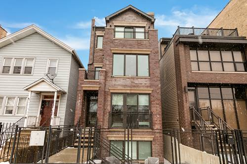 1326 W Chestnut Unit 2, Chicago, IL 60642 Noble Square