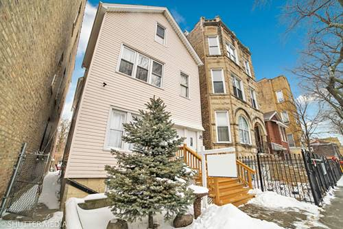1832 N Kimball, Chicago, IL 60647