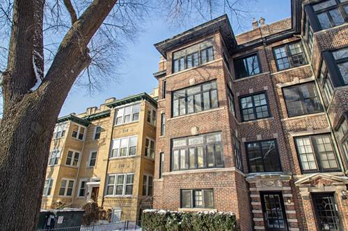 518 W Roscoe Unit A, Chicago, IL 60657 Lakeview