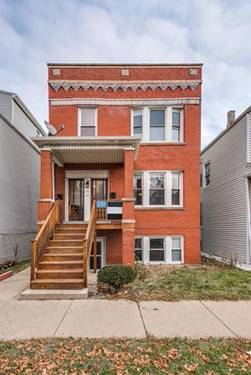 3225 N Ridgeway, Chicago, IL 60618