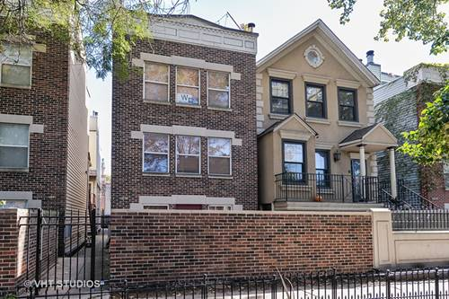 1839 N Bissell Unit 1, Chicago, IL 60614 West Lincoln Park