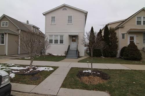 5828 W Eddy, Chicago, IL 60634