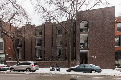 1750 N Wells Unit 205, Chicago, IL 60614 Lincoln Park