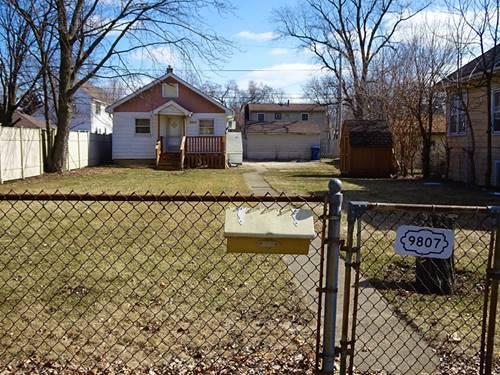9807 S Minnick, Oak Lawn, IL 60453
