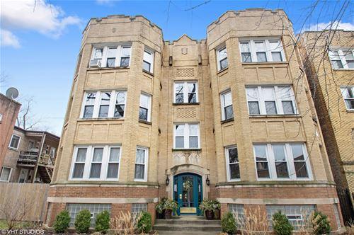 6308 N Richmond Unit 3N, Chicago, IL 60659