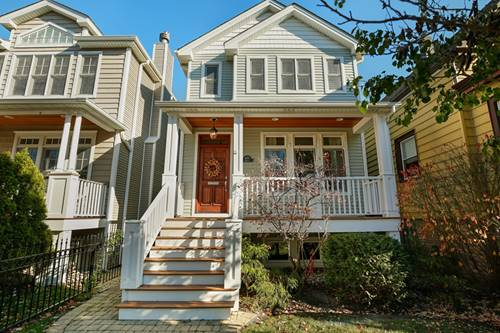4155 N Oakley, Chicago, IL 60618 North Center