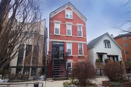1925 N Winchester Unit 3, Chicago, IL 60622 Bucktown