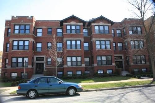 902 Reba Unit 1, Evanston, IL 60202