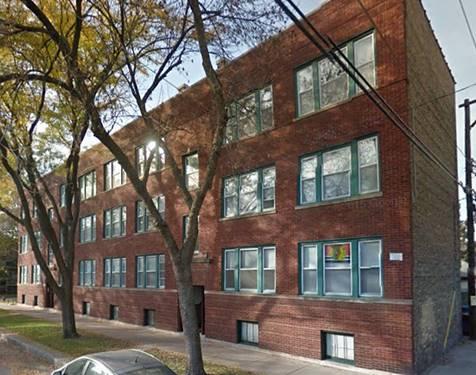 2252 W Berteau Unit 1, Chicago, IL 60618 North Center