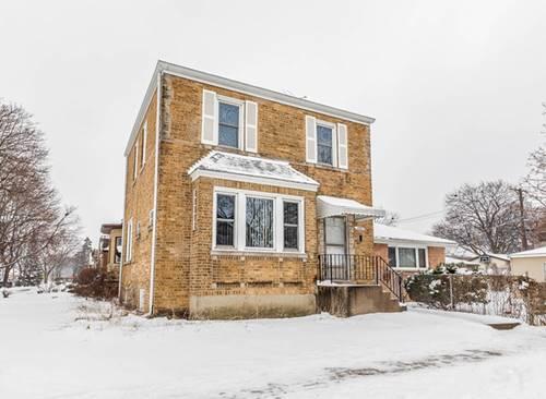 6737 W Berwyn, Chicago, IL 60656 Norwood Park