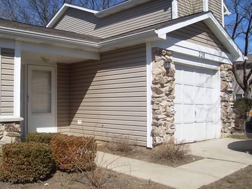 228 Pebble Creek, Bloomingdale, IL 60108