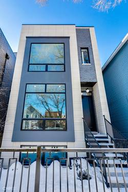 2520 N Marshfield, Chicago, IL 60614 West Lincoln Park