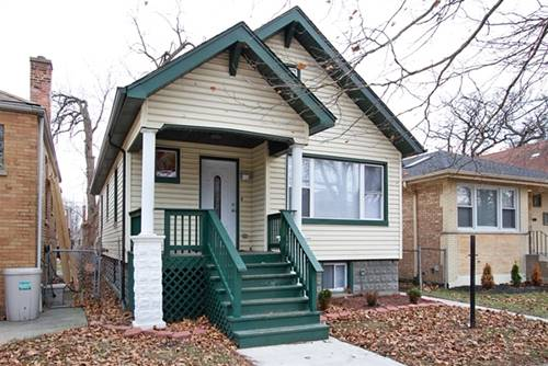 10331 S Sangamon, Chicago, IL 60643 Washington Heights