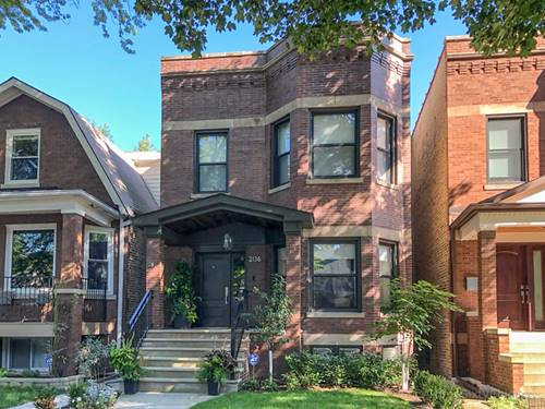2136 W Waveland, Chicago, IL 60618 North Center