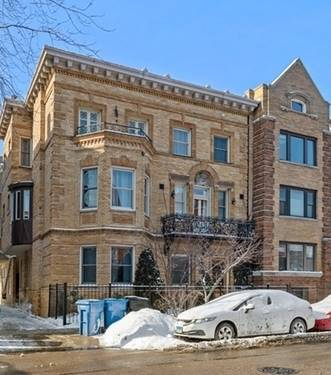 4038 N Clarendon Unit 3R, Chicago, IL 60613 Uptown