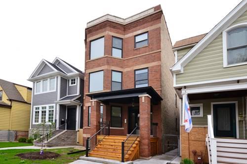 4145 N Oakley Unit 2, Chicago, IL 60618 North Center