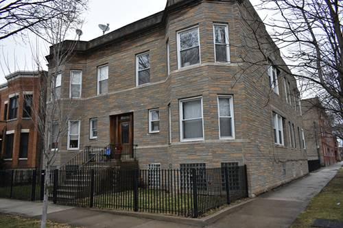 3655 S Hamilton, Chicago, IL 60609