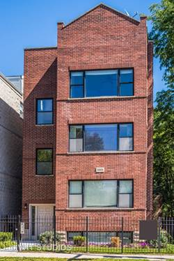 3001 N Damen Unit 4, Chicago, IL 60618 West Lakeview