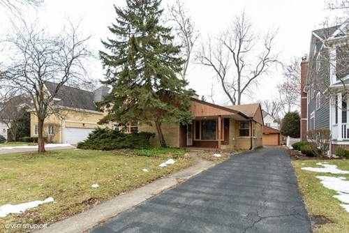 326 N County Line, Hinsdale, IL 60521