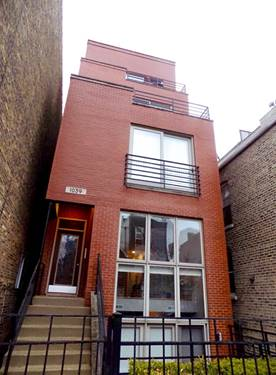 1039 N Hermitage Unit 3, Chicago, IL 60622 Noble Square